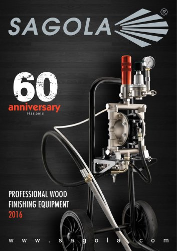 Professional Wood Finishing Equipment