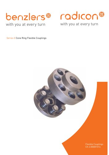 BR Cone Ring Couplings