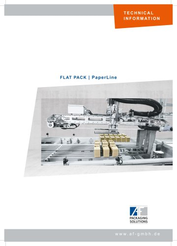 FLAT PACK   PaperLine