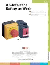 Complete AS-Interface Safety at Work
