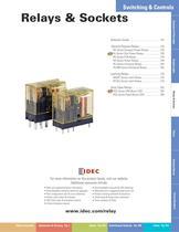 Complete Relay & Socket Catalog