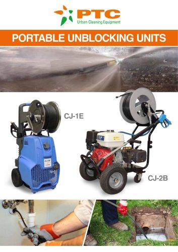 Portable Unblocking Units