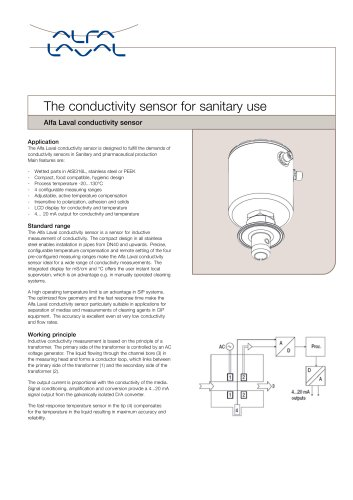 Conductivity sensor