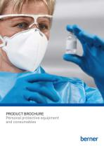 Personal protective equipment  and consumables