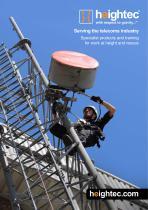 heightec Telecoms Brochure