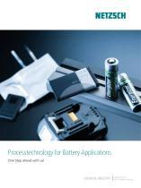 NETZSCH Batteries