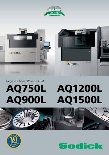 AQ750L / AQ900L / AQ1200L