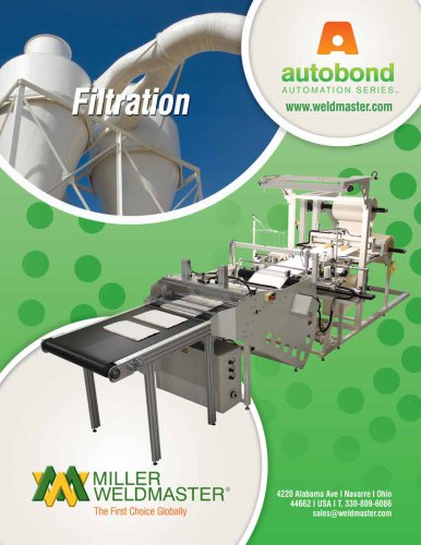 Filtration Industry - Automation