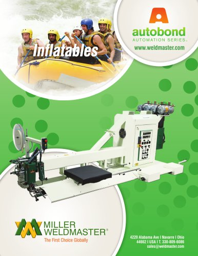 Inflatable Industry - Automation