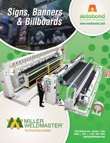 Sign Industry - Automation