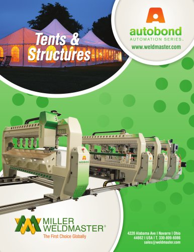 Tent Industry - Automation
