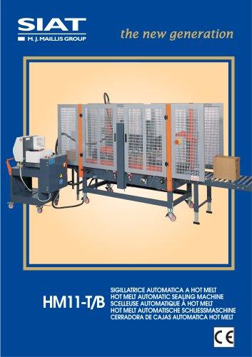 HM11-T/TB Hot Melt automatic sealing machine