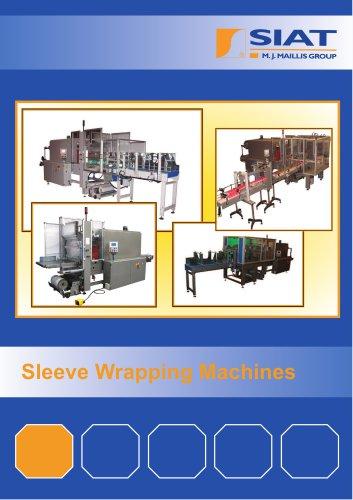 Sleeve wrapping thermo shrinking machines range
