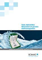 ISOMAG Misuratori di portata elettromagnetici
