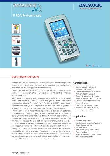 Datalogic Jet PDA