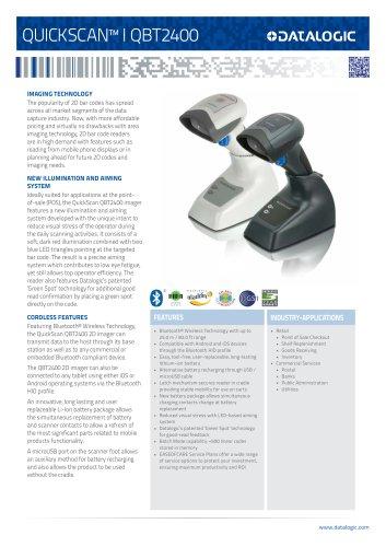 QuickScan I QBT2400