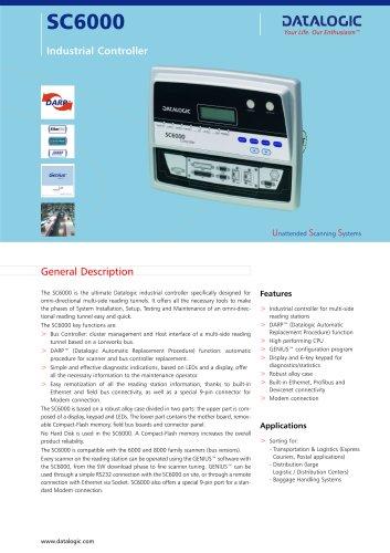 SC6000 Industrial Controller
