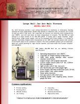 Arc Melt Furnace ABJ-900