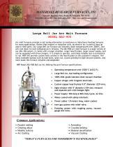 Tri-Arc Melt Furnace ABJ-900-3