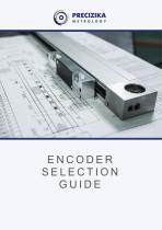 Encoder Selection Guide