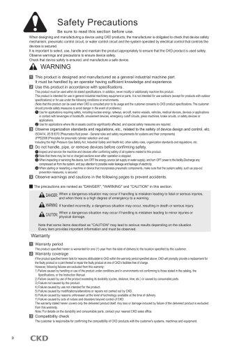 【NEW】ABP2-HP1 Series Precautions