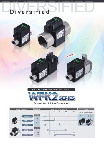 【NEW】WFK2 Series Introduction