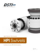 High Pressure Hose Swivel Brochure