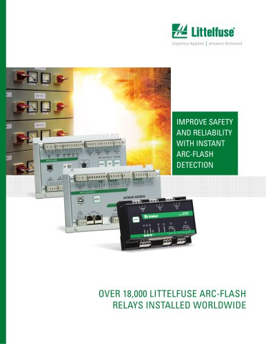 Littelfuse Arc-Flash Relay Brochure