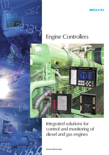 Littelfuse Selco Engine Controller Catalogue