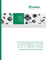 Switching Thyristor Product Catalog