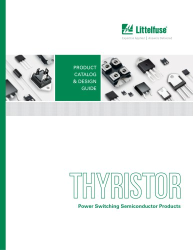 Switching Thyristor Product Catalog