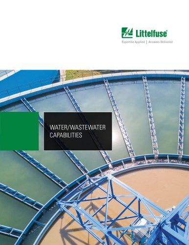 WATER/WASTEWATER CAPABILITIES
