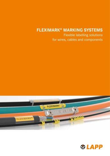 FLEXIMARK® MARKING SYSTEMS