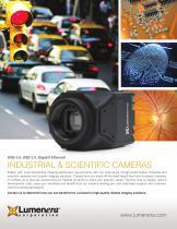 Industrial & Scientific Cameras