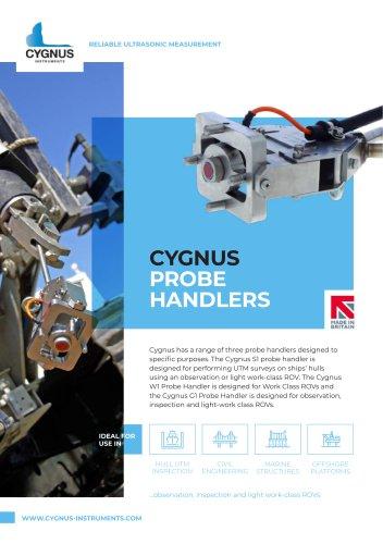 Cygnus W1 Probe Handler
