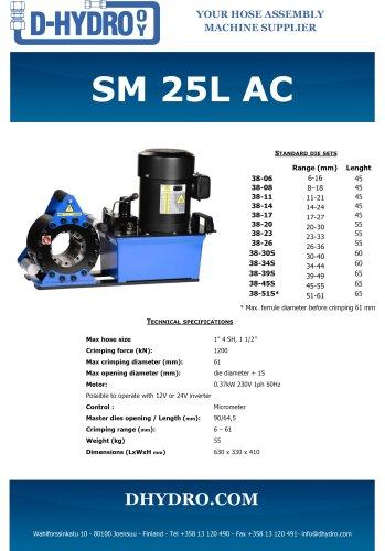 SM 25 L AC