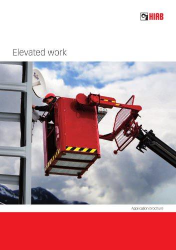 Elevated work