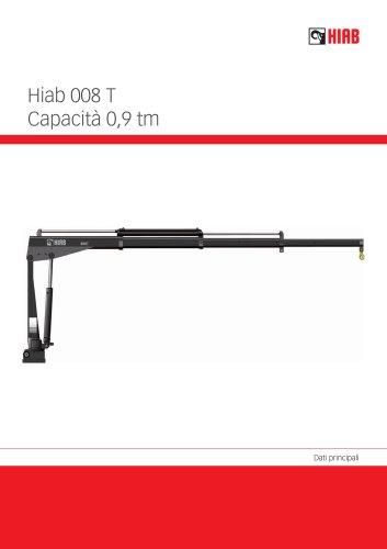 Hiab 008 T
