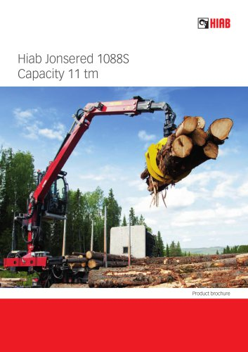 Hiab Jonsered 1088S