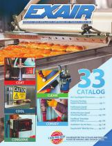 Catalog 33 - Vortex Tubes and Spot Cooling