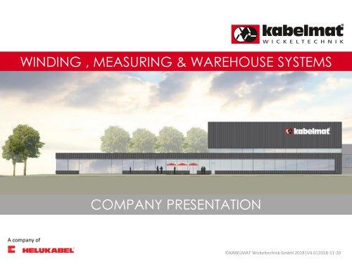Kabelmat company presentation