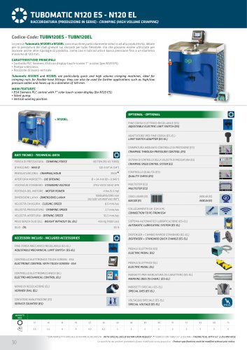 TUBOMATIC N120 ES