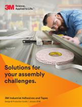 Adhesives and Tapes Design