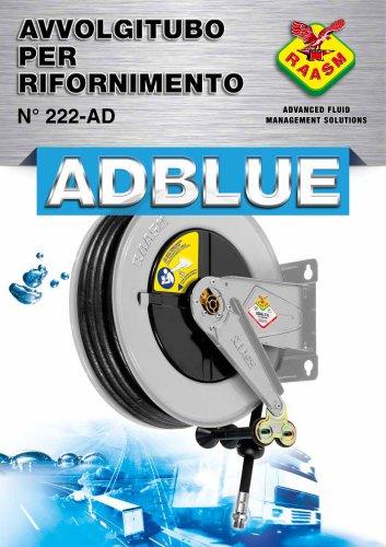 Avvolgitubo per AdBlue