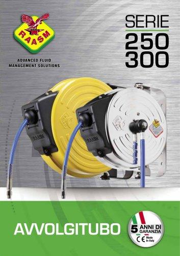 Avvolgitubo aria/acqua S. 250-300