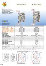 Pompe a membrana - Catalogo generale - 12