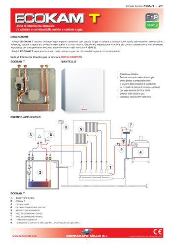 Unità di interfaccia idraulica ECOKAM T