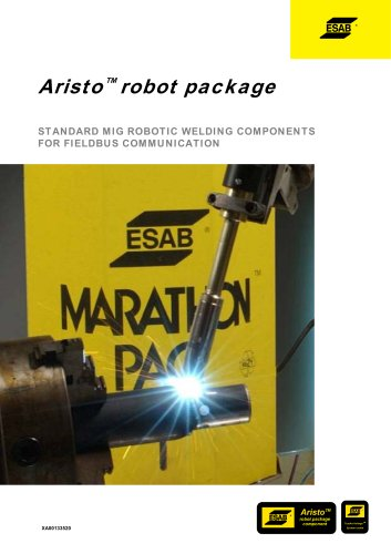 Aristo™robot package