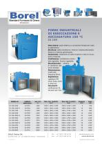 Forni industriali 150°C - IA 150