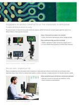 Ispiratore di ispezioni semplici - Microscopio digitale Emspira 3 - 3